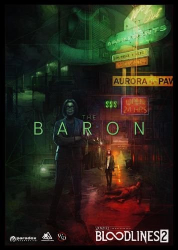 Vampire The Masquerade: Bloodlines 2 reveals the Baron faction