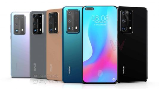 Huawei P40 Pro PE Concept Video Envisions The Upcoming Flagship