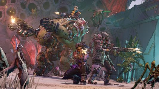 Borderlands 3 launches on Steam on March 13