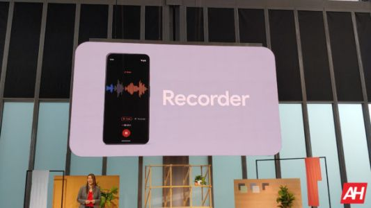 Owners Of Older Pixel Phones Can Now Download Google's Recorder App