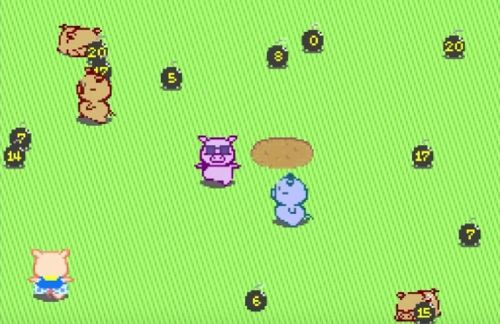 Go HAM as the obscure Buta San returns on Nintendo Switch