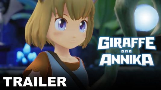 Giraffe and Annika Gets Character and Gameplay Trailer