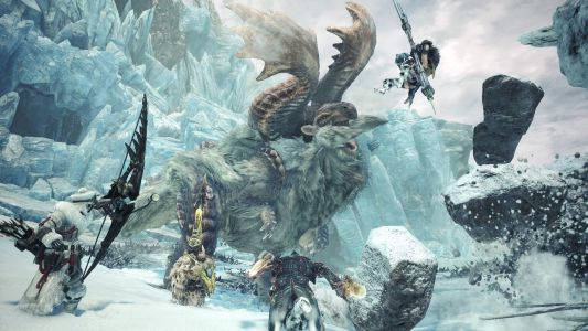 Monster Hunter World: Iceborne Passes 2.5 Million Shipments and Digital Sales