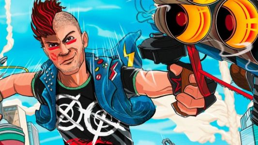 Sony Interactive Entertainment trademarks Sunset Overdrive in the U.S