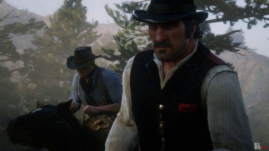 Play as any animal or character in Red Dead Redemption 2 and waggle your horse dick at NPCs