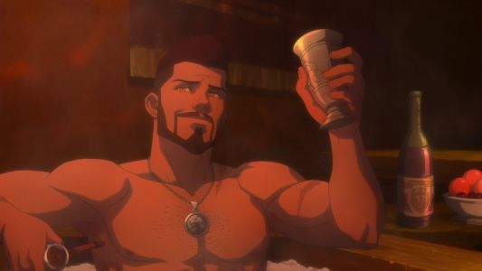 New The Witcher Anime Trailer Revealed Starring Vesemir, Meet The Cast Of The Witcher: Nightmare Of The Wolf