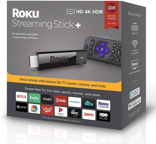 Upgrade To 4K HDR With The $40 Roku Streaming Stick+