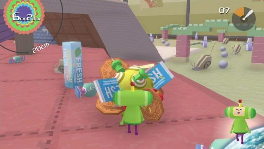 Katamari Damacy Reroll Review - Sending LOTS of Things to Earth