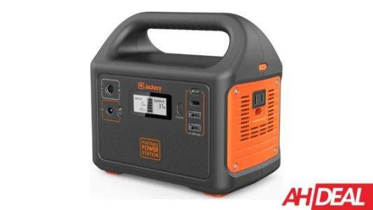 Get The Jackery E160 Portable Power Station For $109.99