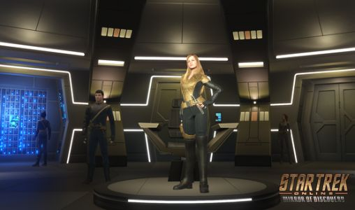 Face the Mirror Universe in the Newest Star Trek Online Update