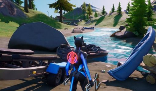 Fortnite: Season 2 - Visit The Shark, Rapid's Rest and Gorgeous Gorge