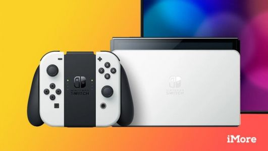 We'll have to get used to the Nintendo Switch OLED model