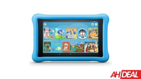 Save $30 On The Amazon Fire Tablet 7 Kids Edition