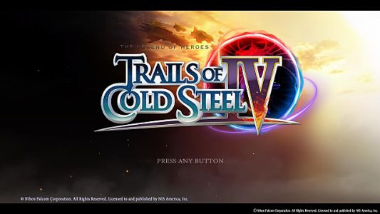 The Legend of Heroes: Trails of Cold Steel 4 Review - To The Glorious Future