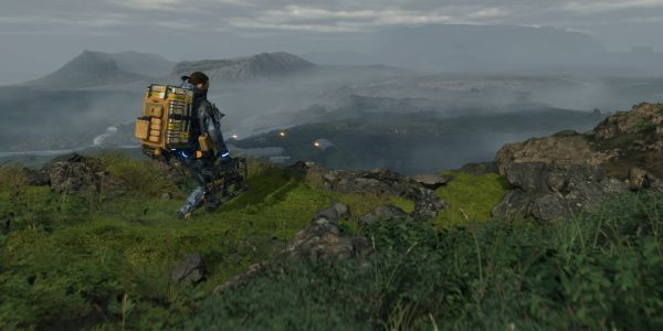 How Death Stranding's Multiplayer Strand System Works | Game Rant