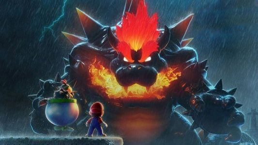 What happens in Bowser's Fury?