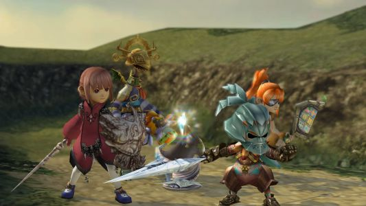 Review in Progress: Final Fantasy Crystal Chronicles Remastered Edition