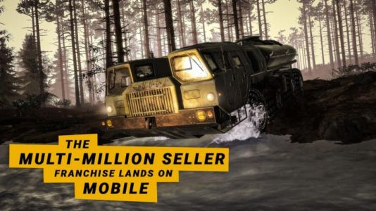MudRunner is a popular off-roading simulation game, and it's coming to Android on July 15