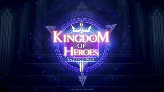 New Heroes and The Labyrinth Coming to Kingdom of Heroes: Tactics War