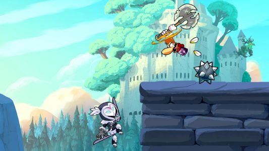 Ubisoft's Brawlhalla is available for pre-registration on Google Play