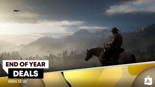 PlayStation Store End of Year Deals Now Live, Discounts Games Up to 70% Off