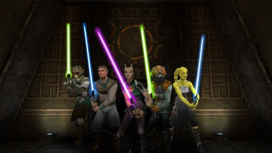 Jedi Academy Switch studio intends to fix an oversight that allows PC players to wipe the floor with Switch users
