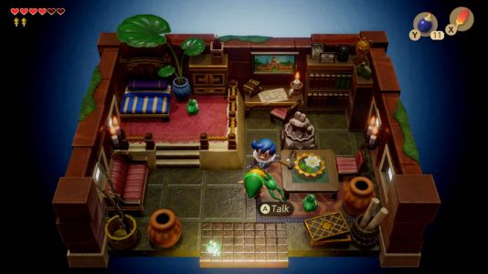 Where To Find The Five Golden Leaves In Zelda Link's Awakening