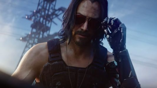 Cyberpunk 2077 - Keanu Reeves Has Most Lines In Game Outside Protagonist