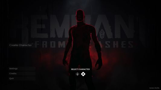 Remnant: From the Ashes How to Create a New Character