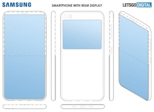 Samsung Working On A Dual Display Smartphone