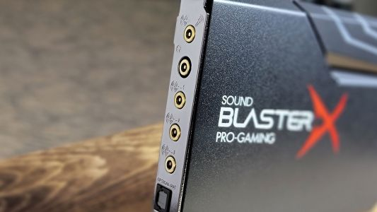 CREATIVE Sound BlasterX AE-5 Plus Review