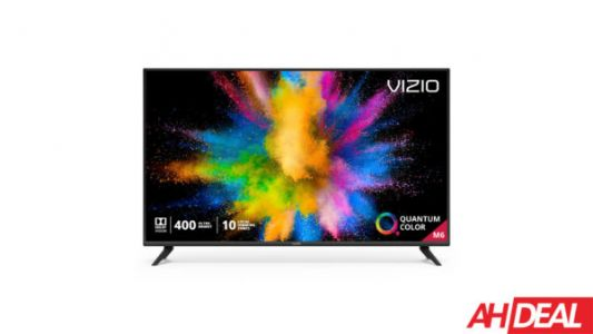 This 75-inch VIZIO QLED 4K TV Is Over $800 Off Today