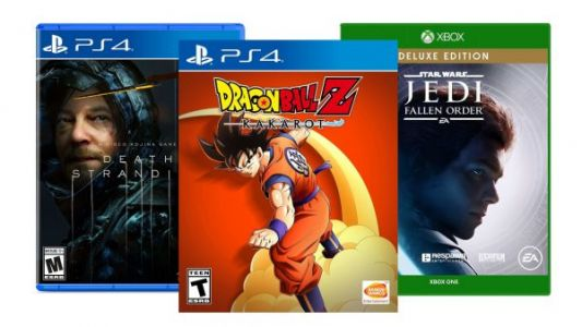 Amazon and Target are running a 3-for-2 offer across loads of top console games