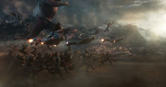 Avengers: Endgame Is Now The Top-Grossing Film Of All Time