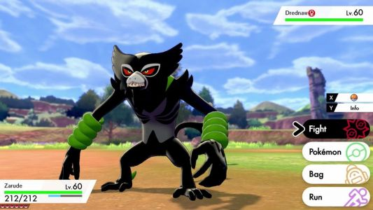 Pokemon Sword and Shield - Next Mythical Pokemon is Zarude, the Rogue Monkey