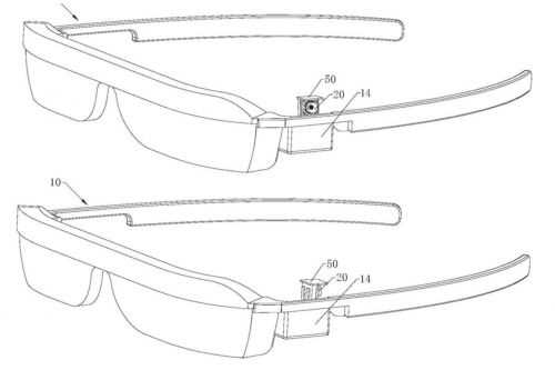 Huawei Smart Glasses Could Come With A Rotating Pop-Up Camera