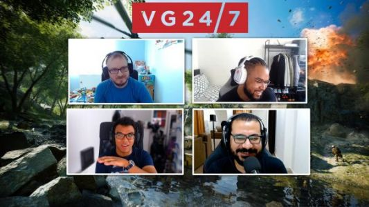 Dead Space was never dead and Battlefield Portal looks great- VG247's Definitely Not a Podcast Video Chat 5