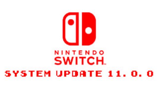 Nintendo Switch System Update 11.0.0 Brings New Features