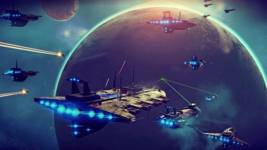 No Man's Sky Is Getting a Free, Hefty Upgrade for Next-Gen Consoles