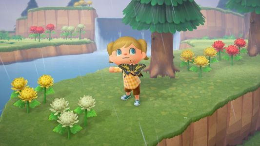 Animal Crossing: New Horizons - All bugs you can find in March 2020