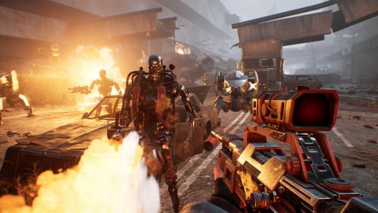 Terminator Resistance Is Looking Rough In 30 Minutes of New Gameplay Footage
