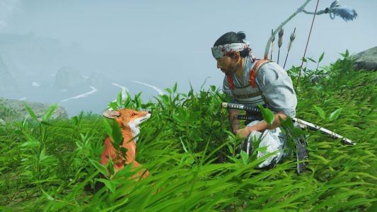 We aren't petting enough foxes in Ghost of Tsushima