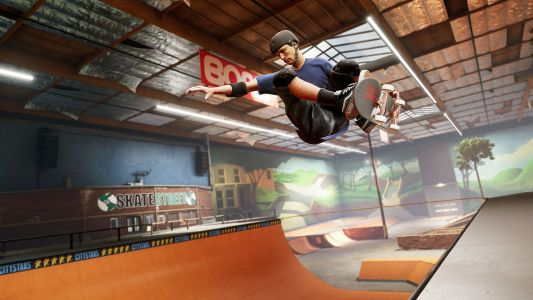 Tony Hawk's Pro Skater 1+2 remake will be launching on Nintendo Switch this year