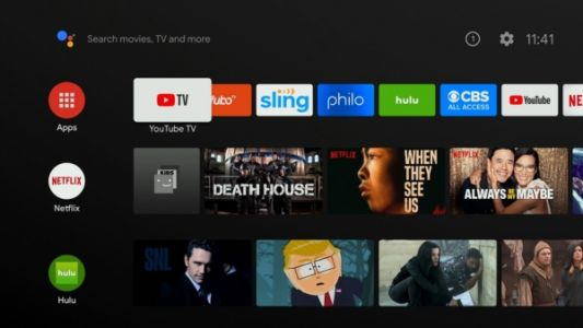 Android 10 For Android TV Includes Project Mainline
