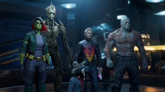 Marvel's Guardians Of The Galaxy PC Download Is A Whopping 150GB