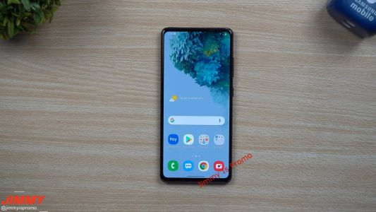 Samsung Galaxy S20 FE Hands-On Video Spills The Beans