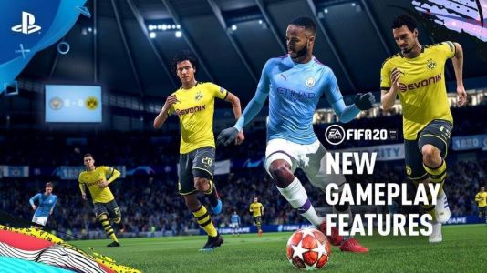 FIFA 20 Gets Official Gameplay Trailer