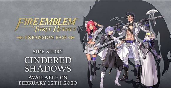 Fire Emblem: Three Houses Expansion Pass Introduces Fourth House