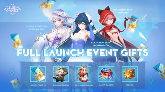 Illusion Connect Launches With A Host Of Events After Hitting 600k Pre-Registrations