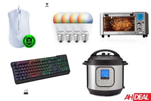 Electronics Deals - July 13, 2020: Razer, Bose & More